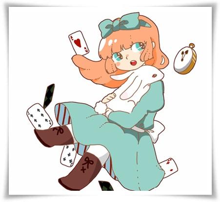 VR少女アリス
