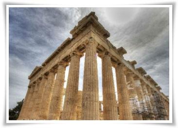 アテナが植えたオリーブは「知恵」の象徴