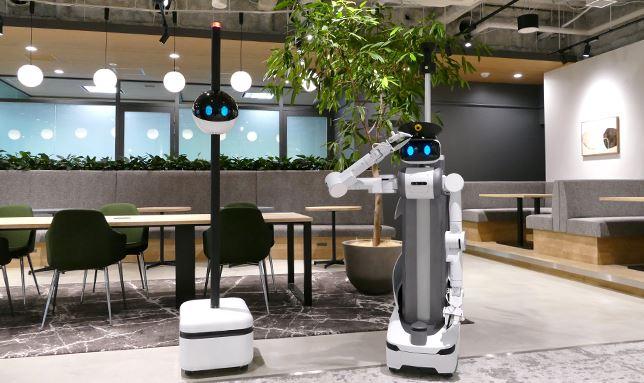 【需要に即した警備ロボ完成】Mira Robotics シンプルな「ugo Stand」発表!21年から警備用に本格展開【性能とコスト両立】